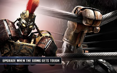 Real Steel CRACKED Apk 1.39.1 9