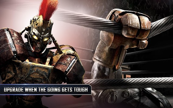 Real Steel apk screenshot
