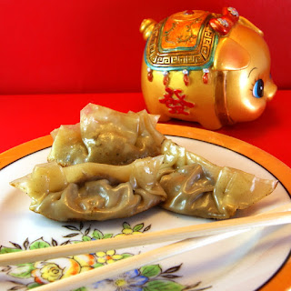 Vegetarian Chinese Pot Stickers