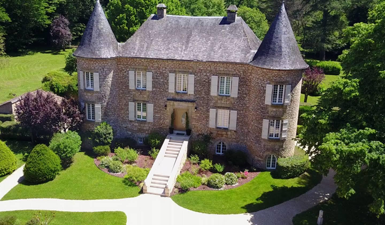 Castle Sarlat-la-Canéda