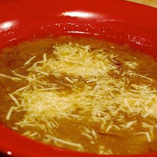 Quick Onion Soup.