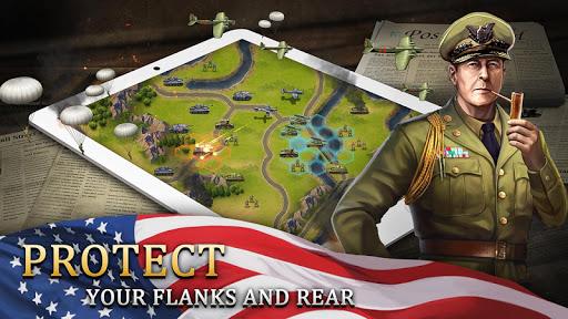 World War 2: WW2 Grand Strategy Games Simulator 1.0.5 screenshots 3