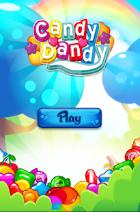 Candy Dandy - náhled