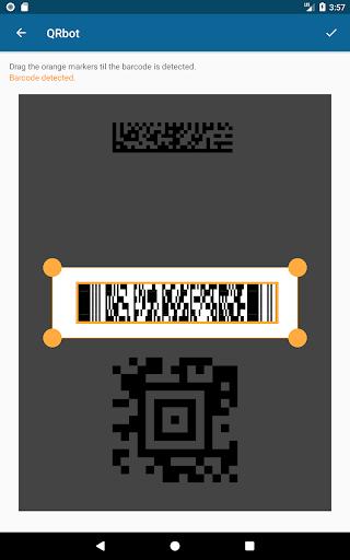 QRbot: QR code reader and barcode reader  screenshots 21