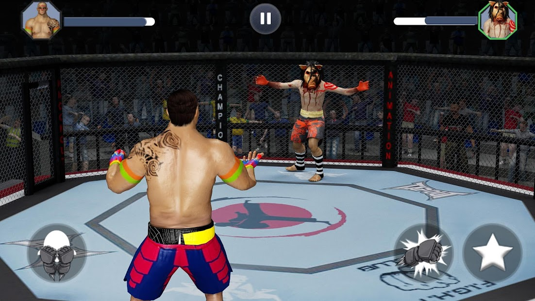 Fighting Manager 2019:Martial Arts Game screenshot 2