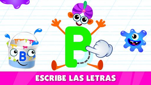 Bini Super ABC juego! Juegos educativos para niños screenshot 3