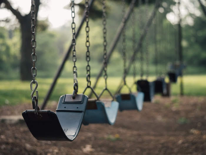 All Powys Council managed parks and playgrounds closed