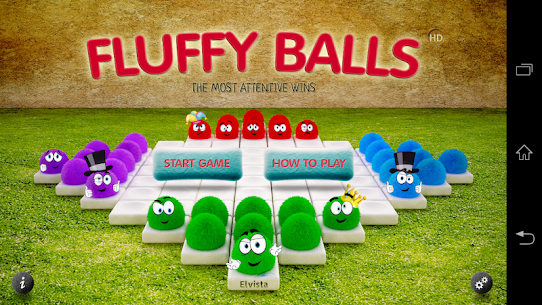 Corners – Fluffy Balls HD 1