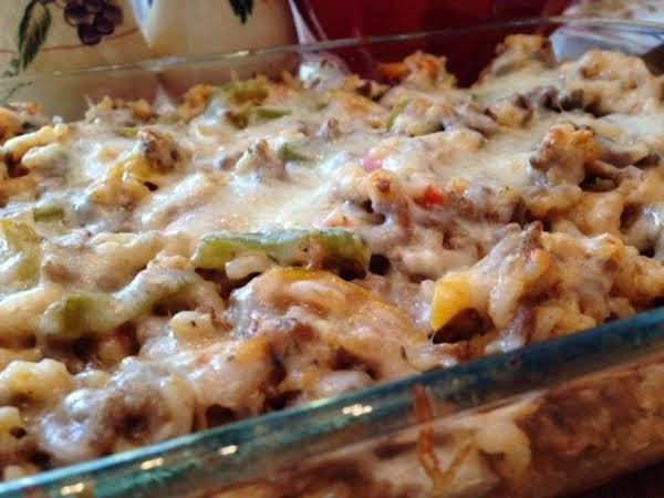 Inside Out Stuffed Peppers Recipe