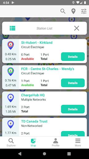 ChargeHub - Find EV & Tesla Charging Stations screenshots 6