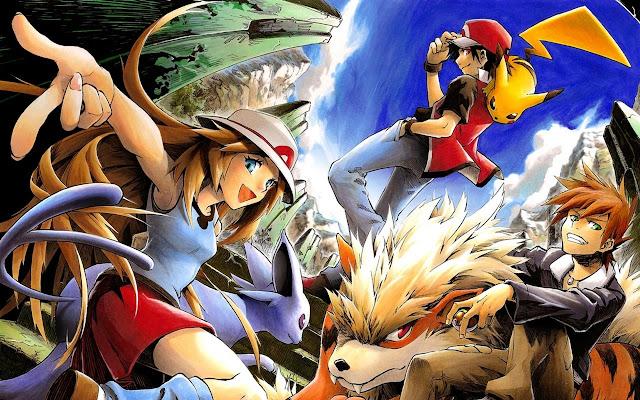 Pokemon Adventures Tab
