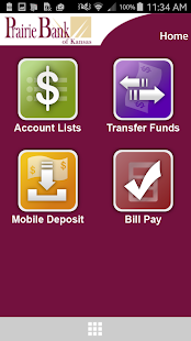 Prairie Bank Mobile Banking - screenshot thumbnail
