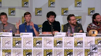 The Big Bang Theory Season 7: 2013 Comic-Con Panel