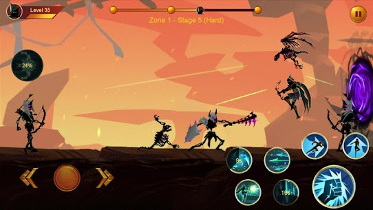 Shadow Fighter 2 MOD Apk (Instant Kill) 6