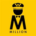 Million Driver icon