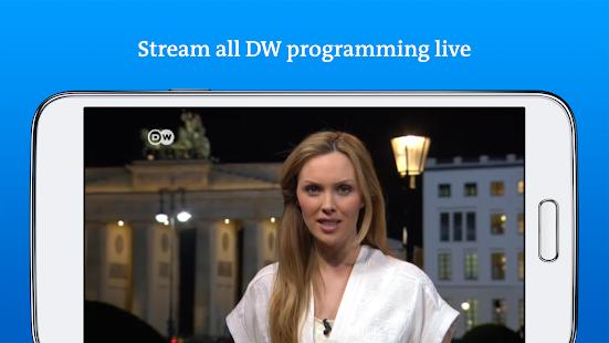 DW - Breaking World News- screenshot thumbnail