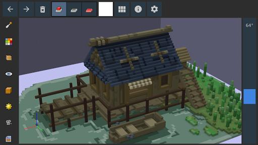 Goxel Voxel Editor  screenshots 1