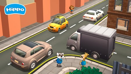 Professions for kids: Driver 3D APK screenshot thumbnail 22