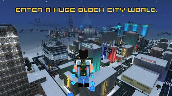 Block City Wars v4.2.2 screenshot