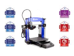 New Collar Master Badge Job Skills Pulse 3D Printer Bundle - Self Paced