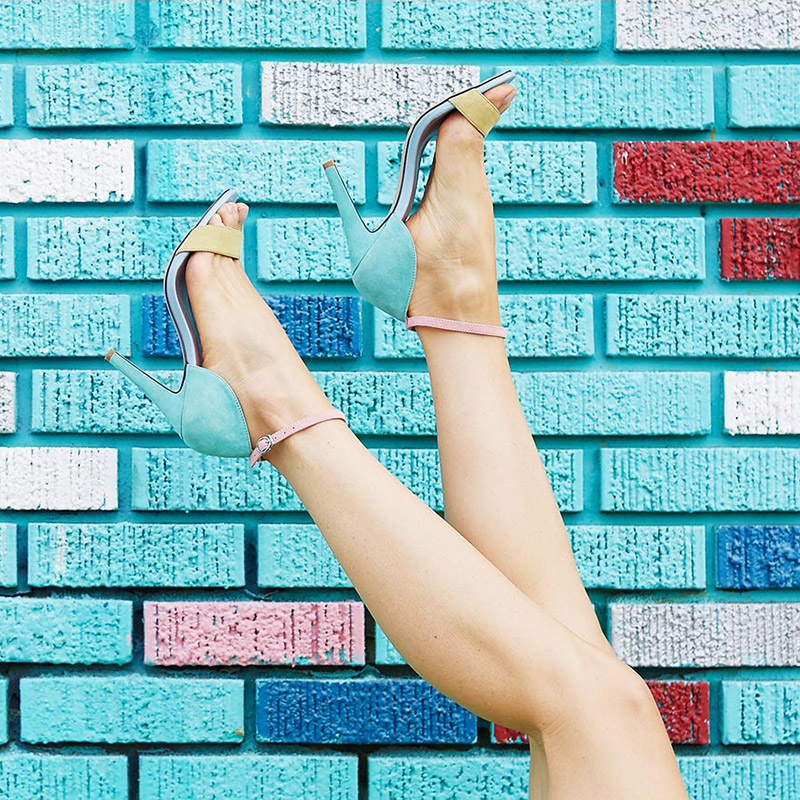 Summer suede: 5 daring pastels to wear this season