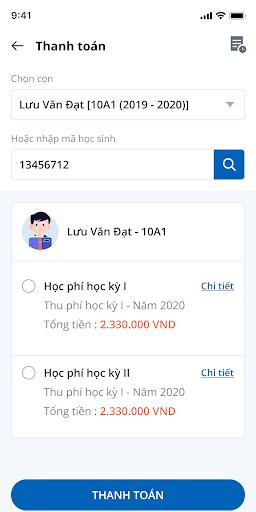 vnEdu Connect 2.4.1 screenshots 3