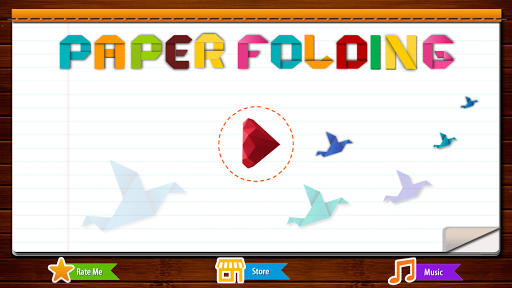 Paper Folding Origami apktreat screenshots 1
