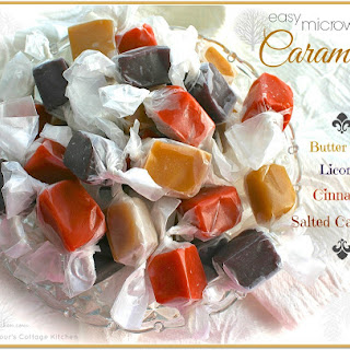 Easy Microwave Assorted Caramels
