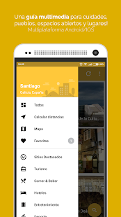 Camina APP- screenshot thumbnail