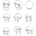 Уроки рисования аниме icon