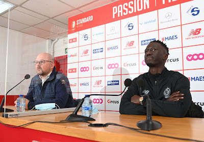 "Alexandre Grosjean : ""Mbaye Leye a l'ADN du Standard de Liège, pas Franky Vercauteren"""
