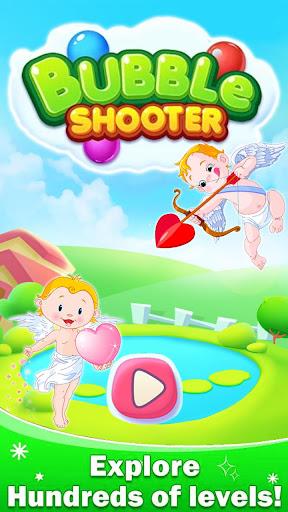 Bubble Shooter Cupid 1.7.0 screenshots 1