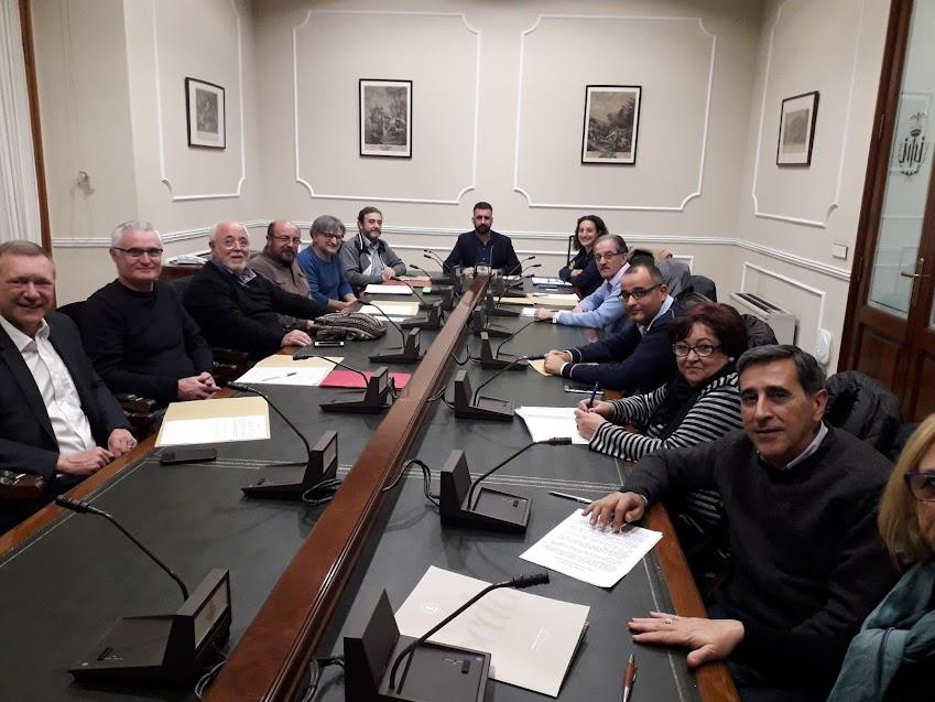 Comissió de seguiment Falles-UNESCO