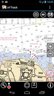 AFTrack-Lite - GPS Tracking - náhled