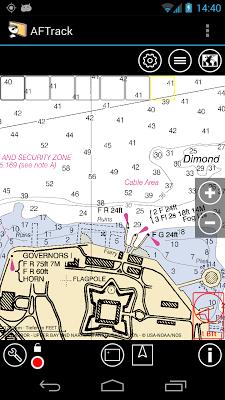 AFTrack-Lite - GPS Tracking - screenshot