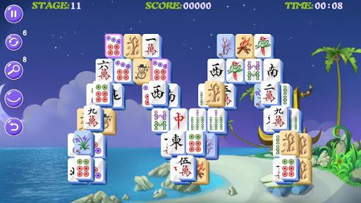 Kungfu Mahjongu2122 screenshots 7