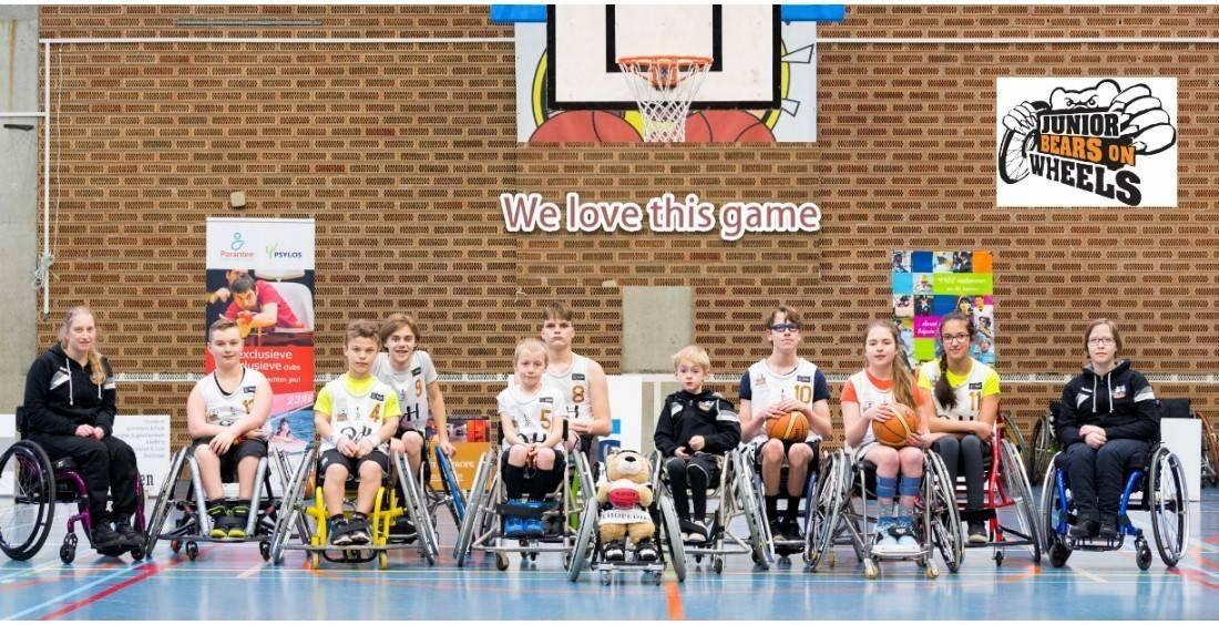 Steun onze Leuven Bears on Wheels