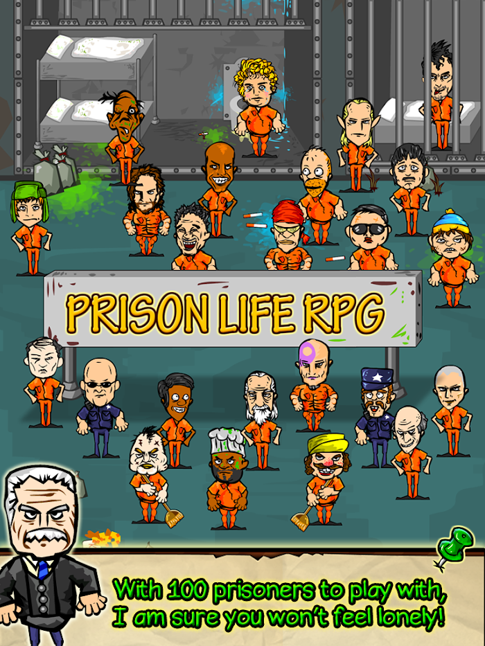 Prison Life RPG - screenshot