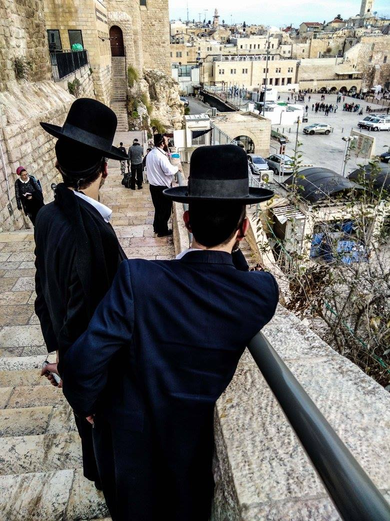 Gerusalemme: da uno a due! di ytse_jam