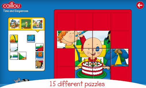 Descargar Caillou learning for kids para PC ✔️ (Windows 10/8/7 o Mac) 5