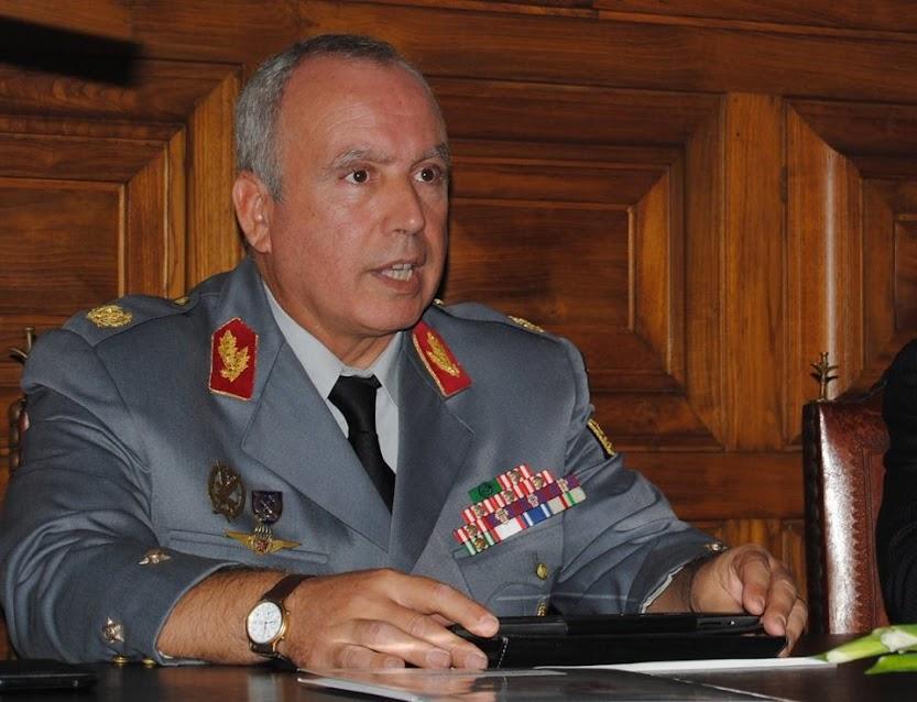 Lamego atribui Ouro ao Chefe do Estado Maior General das Forças Armadas