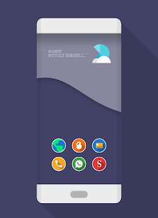 ROUNDEX - ICON PACK Screenshot