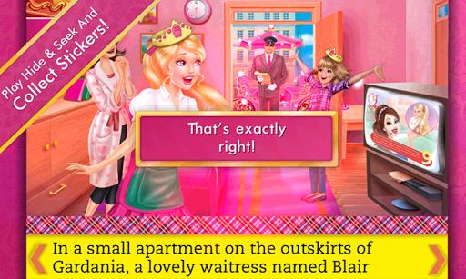 ... Barbie Princess Charm School screenshot 11 ...