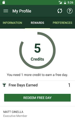 National Car Rental screenshot