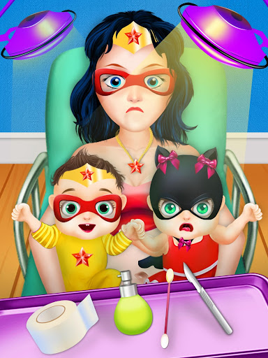 Super Mom Pregnant Surgery Hospital for PC