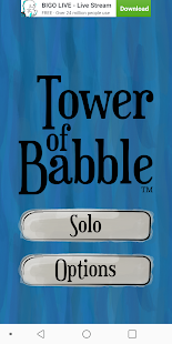 Tower of Babble - Play With Your Words screenshot 2