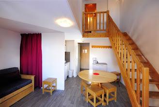 Photo: Duplex 8 personnes de la résidence Castor et Pollux à RISOUL- Alpes du Sud.