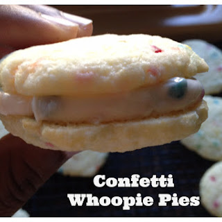 Confetti Whoopie Pies.