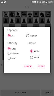 Progressive Chess - náhled