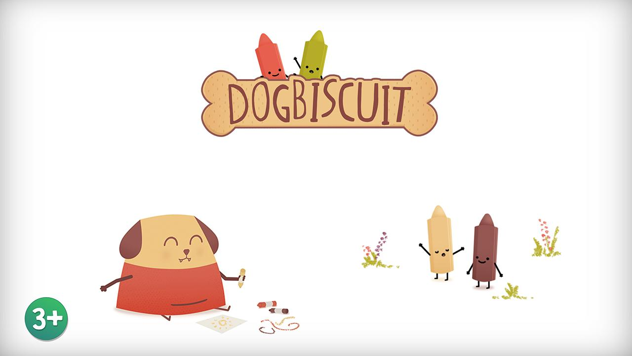 DogBiscuit: A drawing book- screenshot